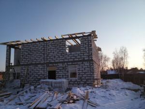 Строительство домов из газобетона под ключ Иркутск