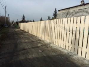 Красивый забор, забор строй
