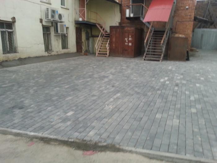 Тротуарная плитка в Иркутске, в Ангарске