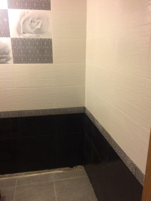 ремонт ванны,плиточные работы