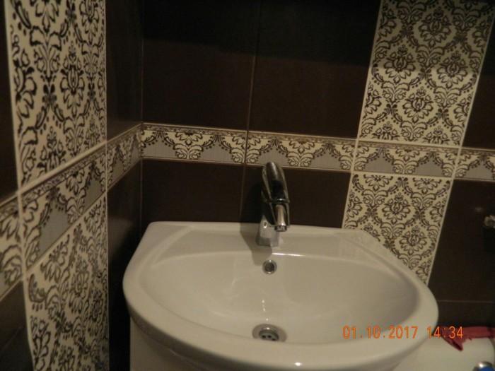 ремонт ванной комнаты под ключ Ангарск,установка сантехники