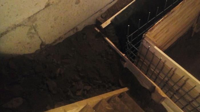 строительство подвала Иркутск,опалубка-бетонные работы Иркутск