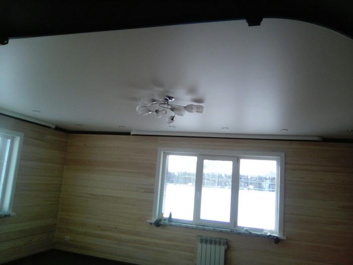 Натяжные потолки, монтаж натяжных потолков