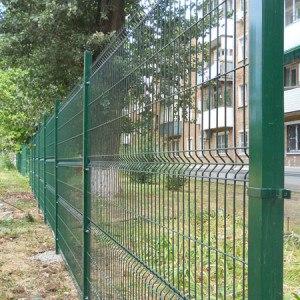 строительство заборов и ограждений,металлический забор
