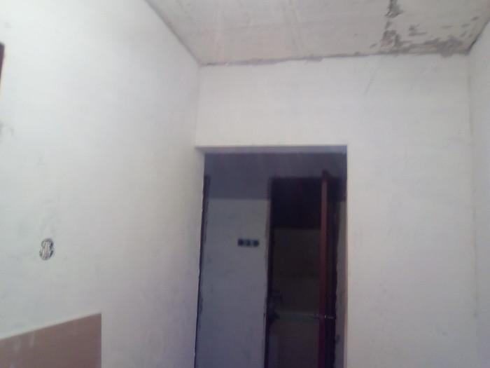 Стены после шпаклевки