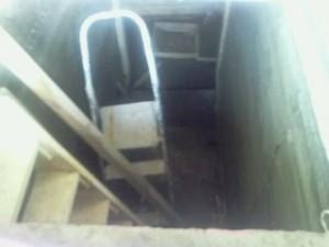 Строительство монолитного подвала для гаража