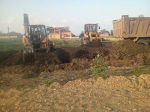 Земельные работы в строительстве