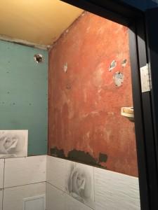 Ремонт туалета комнаты под ключ