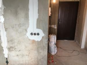 Электропроводка в квартире, установка розеток