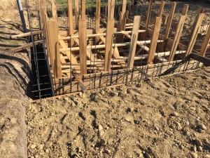 Строительство бетонного подвала