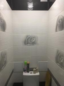 Ремонт туалетной комнаты под ключ