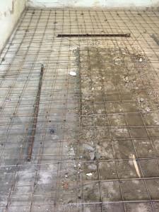 Устройство бетонных работ