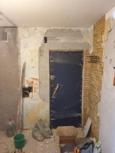 Демонтаж стен и перегородок в квартире