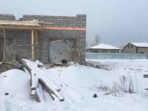 Строительство из полистирол бетона
