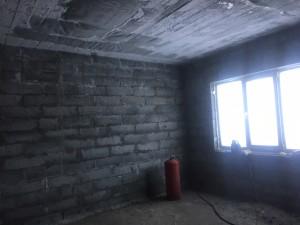 Строительство первого этажа