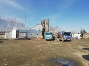 Производство и продажа бетона
