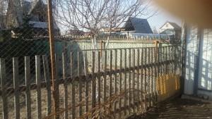 Забор сетка рабица под ключ