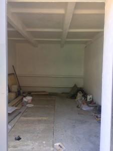 Ремонт гаража под ключ