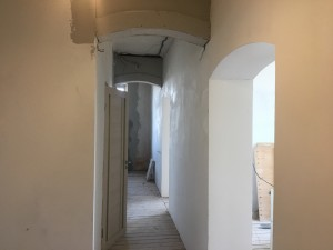 Ремонт квартир под ключ. Начало ремонта.